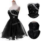 ❤ CHEAP Robe de mariée soirée Parti Bal demoiselle d'honneur Robes Cocktail ❤ 36