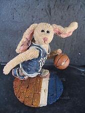 Boyds Bears Buzz The Flash Rabbit Basketball Player w/ Bx Ed 1E