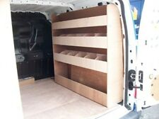 Ford Connect SWB Van Racking  Plywood Shelving Storage Accessories 2002 - 2013