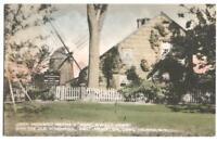 Postcard John Howard Payne's Home Sweet Home East Hampton Long Island NY