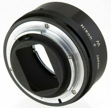 Nikon F M Macro Ring Extension Tube for Nikkor lens Japan