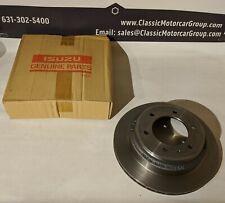GM 1994 – 2004 Honda Isuzu Disc Brake Rotor Rear Part # 8970340361