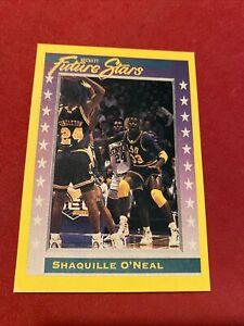 1991-92 BECKETT FUTURE STARS SHAQUILLE O'NEAL #4 CARD