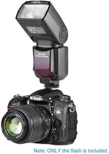 Neewer NW760 Remote TTL Flash Speedlite with LCD Display