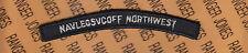 USN Navy Legal Service Office NAVLEGSVCOFF Northwest tab rocker arc patch