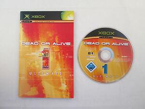 Xbox - Dead or Alive 1 Ultimate
