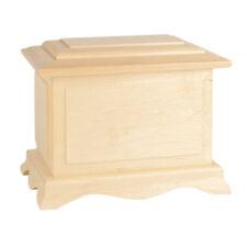 Wood Adult Cremation Urn (Wooden Urns) - Walnut Cambridge