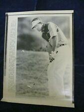 1988 PGA Steve Pate Wood Ranch California golf Vintage Wire Press Photo
