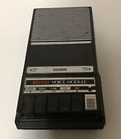 Vintage 1983 Kid Vid Voice Module Cassette Player Made for Atari 2600 By COLECO