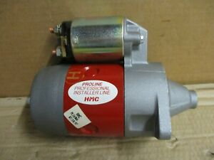 REMANUFACTURED STARTER 16966 FITS *SEE FITMENT CHART* *6 MONTH WARRANTY*
