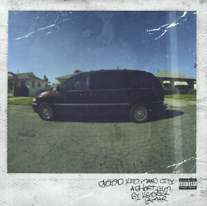 Kendrick Lamar - Good Kid M.A.A.D. City US Vinyl 2LP NEU ft. Dr. Dre, maad