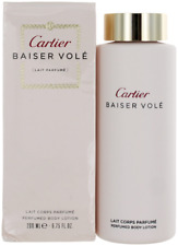 Baiser Vole By Cartier For Women Body Lotion 6.75oz Shopworn New