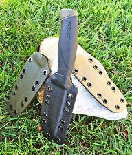 Tactical Kydex Sheath - Pancake Style - Blk - Fits Morakniv® Companion