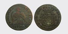 PIACENZA - FERDINANDO I BORBONE 1765-1802 -MI/ 5 SOLDI 1795