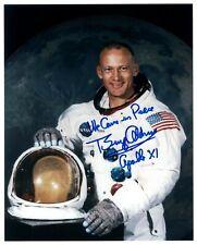 SALE!! Buzz Aldrin Apollo 11 Signed Portrait Photo
