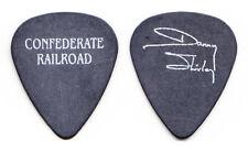 Confederate Railroad Danny Shirley Signature Black Guitar Pick - 1994 Tour