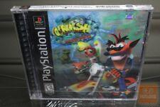 Crash Bandicoot 3: Warped 1st Print (PlayStation 1, PS1 1998) FACTORY SEALED!