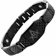 a471308e9a663 Titanium Magnetic Bracelets for Men for sale | eBay