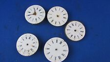 ancien lot pieces horlogerie 5 mecanismes mouvement montre gousset pour pieces 1