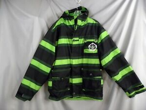 Sessions Terrain Series Ski Snowboard Jacket Size M Coat Hooded Recco Warmth 4