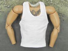 1/6 Scale Toy Tank & Jean Set - White Tank Top
