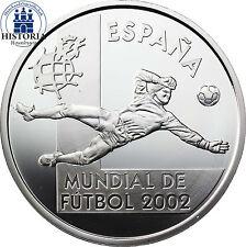 Fußball Münzen aus Spanien