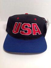 Olympic Games 100 1996 USA Atlanta Snap Back Adjustable Hat Baseball Cap