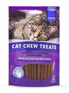 LM N-Bone Cat Chew Treats Chicken Flavor 3.74 oz