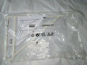 "Ikea PERSHULT Bracket white 7 ¾x11 ¾""  104.305.18 Single Bracket"
