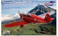 Dora Wings 1:72 DW72017 - Percival Proctor Mk.III (Civil Registration)