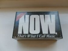 Extremly Rare Genuine Now that's what I call music tape