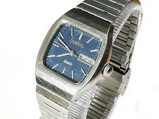 Reloj pulsera hombre DUWARD QUARTZ día y fecha Original Vintage cal AOMORI 0180