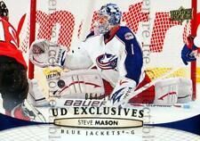 2011-12 Upper Deck UD Exclusives #401 Steve Mason