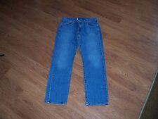 Womans levi jeans, 12 Short, straight leg