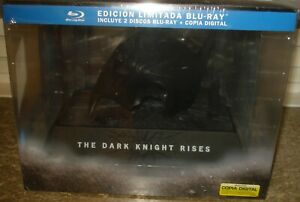 Batman The Dark Knight Rises Bad Cowl Limited Edition NEU OVP