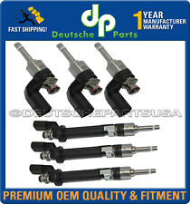 For Porsche Cayenne 3.6 Upper & Lower Fuel Injectors Genuine Set of 6
