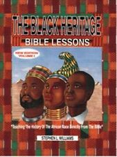 Black Heritage Bible Lessons Book 1 & 2