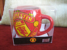 MANCHESTER UNITED MUG FROM FOREVER COLLECTIBLES - NEW & BOXED