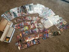 HUGE 90s LOT Marvel Comics Fleer Ultra Masterpieces Hologram SUB LE CARD SETS
