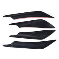 Glossy Carbon Fiber Front Bumper Guard Splitter for Kia Sorento Spectra Stinger