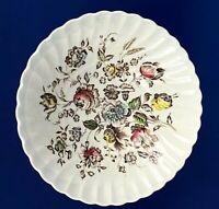 Staffordshire Bouquet Serving Bowl  Made in England by Johnson Bros