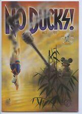 NO DUCKS! #2 - Comix - 1st printing - Disney parody cover