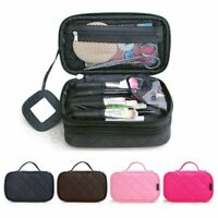 Portable Travel Cosmetic Case Storage Makeup Bag Toiletry Wash Organizer Pouch