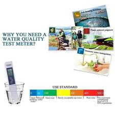 Digital Multifunctional LCD Monitor TDS EC Meter Water Quality Test s \