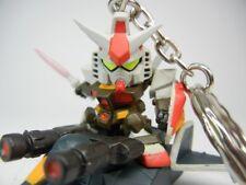 """Gundam Fright Operator Schlüsselanhänger Figur """"Gundam + G-Fighter"""" Schlüsselanhänger Banpresto"""