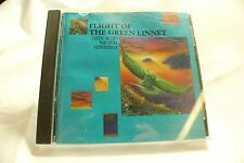Flight of the Green Linnet - Various Artists CD 1988 Rykodisc Celtic GC