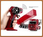 New 2018 Toy RC Remote Control 2.4G Big Dump Truck Functional With LED Light
