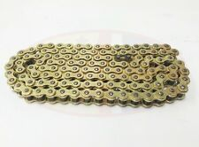 Heavy Duty Motorcycle Drive Chain 428-126 Gold to fit Lexmoto Venom SK125