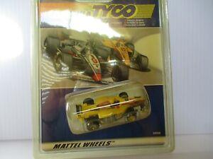 Tyco Formula Magnum X-3 Mattel Wheels Peugeot #12