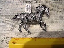 Trail of the Painted Ponies QUARTER HORSE Ornament from 2003 + tag - Excellent !